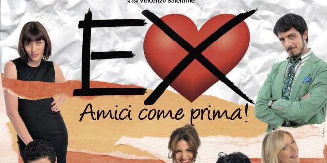 """Poster del film """"Ex - Amici Come Prima!"""""""