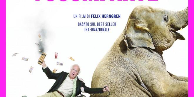 """Poster del film """"Il centenario che saltò dalla finestra e scomparve"""""""