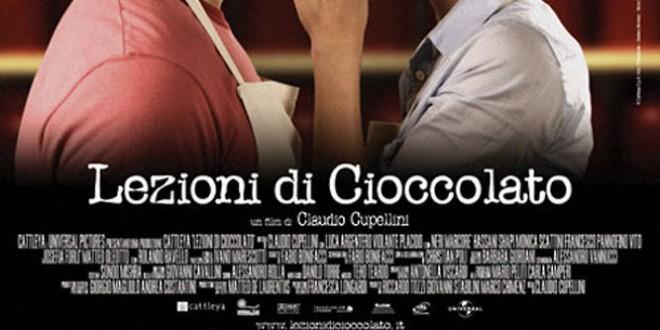 """Poster del film """"Lezioni di cioccolato"""""""