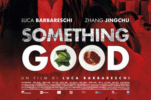 "Poster del film ""Something good"""