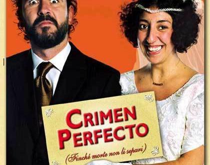 """Poster del film """"Crimen perfecto - Finché morte non li separi"""""""