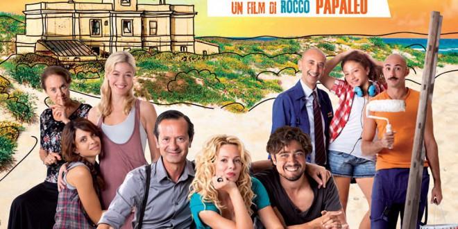 """Poster del film """"Una piccola impresa meridionale"""""""