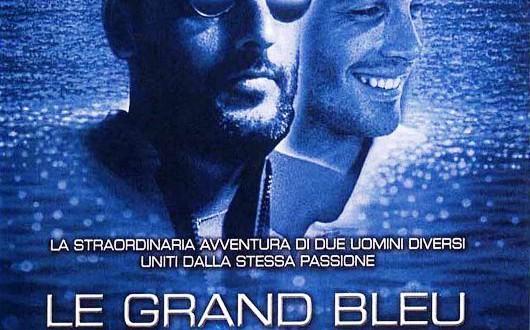 """Poster del film """"Le Grand Bleu"""""""