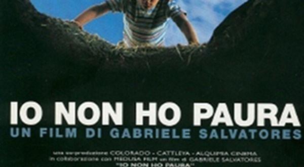 """Poster del film """"Io non ho paura"""""""