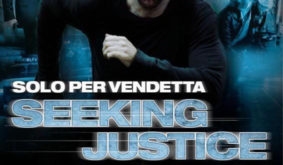 """Poster del film """"Solo per vendetta"""""""