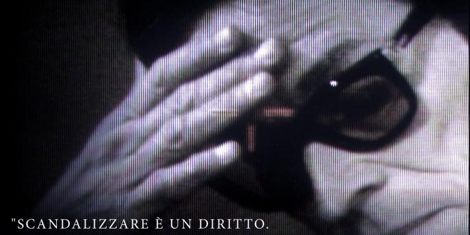 """Poster del film """"Pasolini"""""""