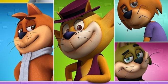"Poster del film ""Top Cat e i gatti combinaguai"""
