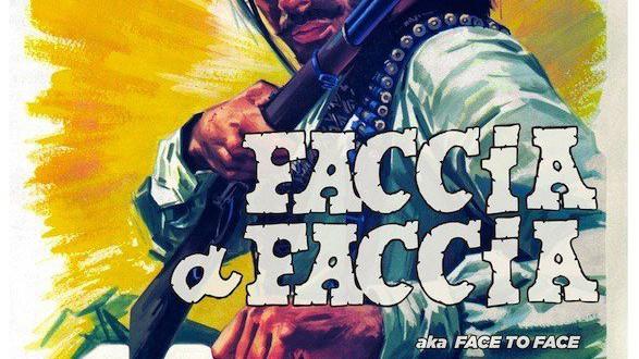 """Poster del film """"Faccia a Faccia"""""""