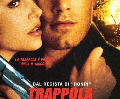 """Poster del film """"Trappola criminale"""""""