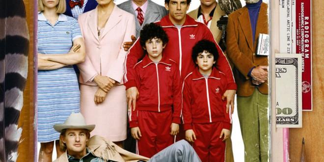 """Poster del film """"I Tenenbaum"""""""