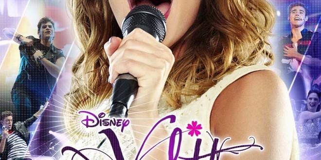 """Poster del film """"Violetta Backstage Pass"""""""