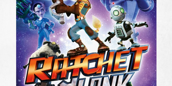 "Poster del film ""Ratchet & Clank - Il film"""
