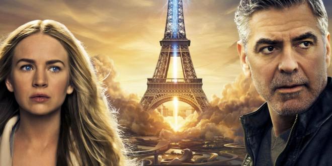 """Poster del film """"Tomorrowland - Il mondo di domani"""""""