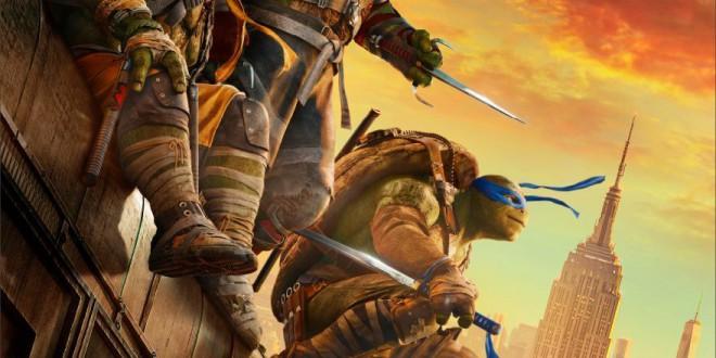 """Poster del film """"Tartarughe Ninja: Fuori dall'ombra"""""""