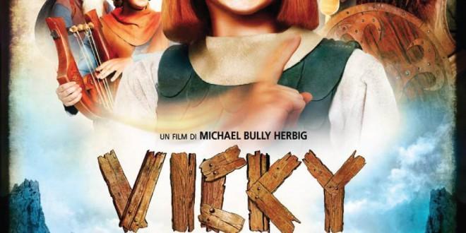 """Poster del film """"Vicky il vichingo - Il film"""""""