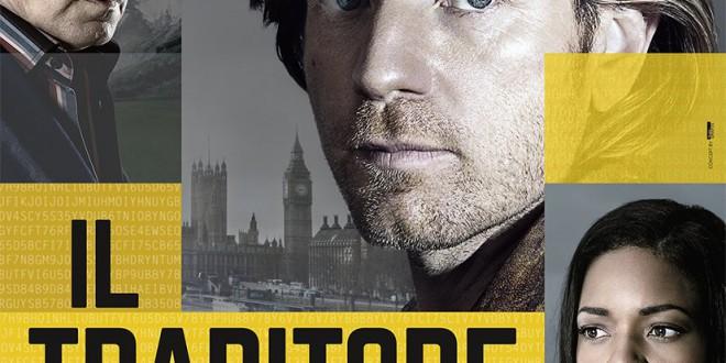 """Poster del film """"Il traditore tipo"""""""