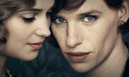 "Poster del film ""The danish girl"""