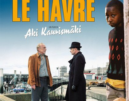 "Poster del film ""Miracolo a le Havre"""