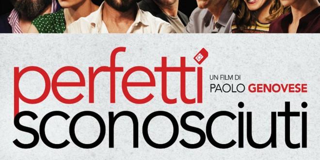 """Poster del film """"Perfetti sconosciuti"""""""