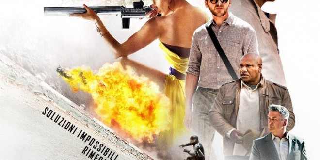 """Poster del film """"Mission: Impossible - Rogue Nation"""""""