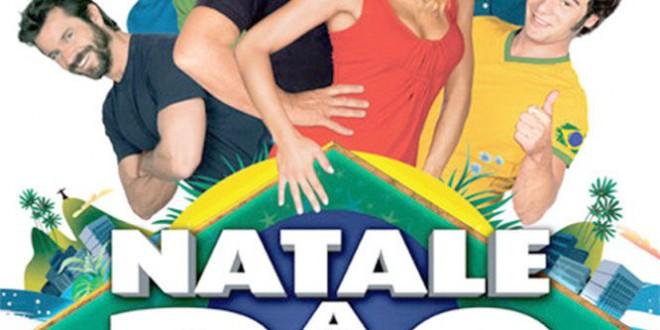 """Poster del film """"Natale A Rio"""""""