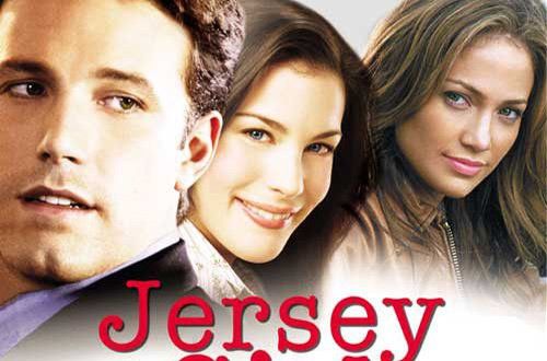 "Poster del film ""Jersey Girl"""