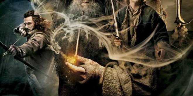 """Poster del film """"Lo Hobbit: La desolazione di Smaug"""""""