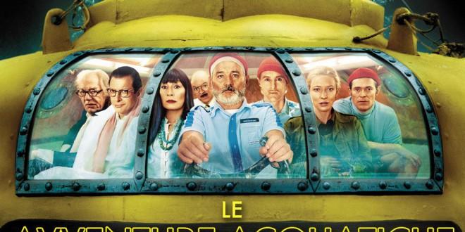 """Poster del film """"Le avventure acquatiche di Steve Zissou"""""""