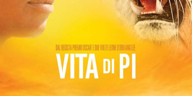 """Poster del film """"Vita di Pi"""""""