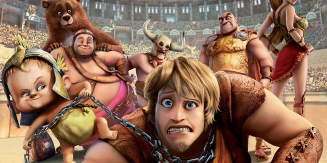 """Poster del film """"Gladiatori di Roma"""""""