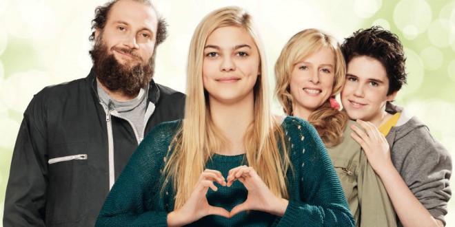 """Poster del film """"La famiglia Bélier"""""""