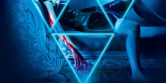 "Poster del film ""The Neon Demon"""