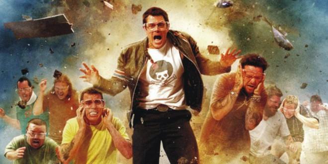 """Poster del film """"Jackass 3D"""""""