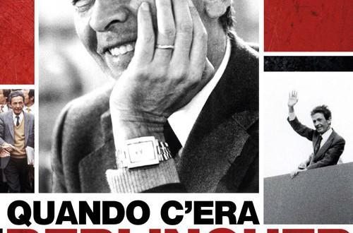 "Poster del film ""Quando c'era Berlinguer"""
