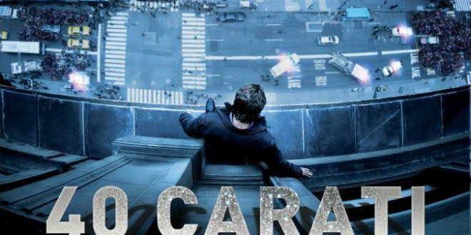 "Poster for the movie ""40 carati"""