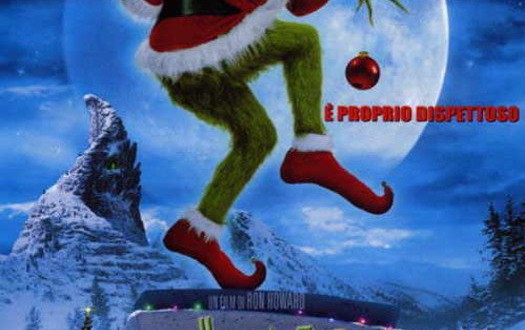 "Poster del film ""Il Grinch"""