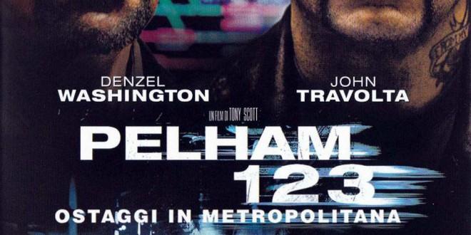 "Poster del film ""Pelham 1 2 3 - Ostaggi in metropolitana"""