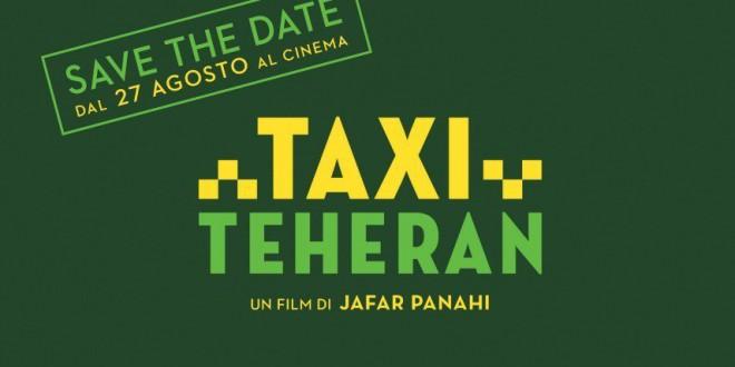 """Poster del film """"Taxi Teheran"""""""
