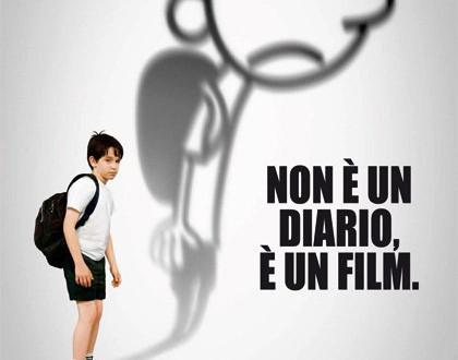 """Poster del film """"Diario di una Schiappa"""""""