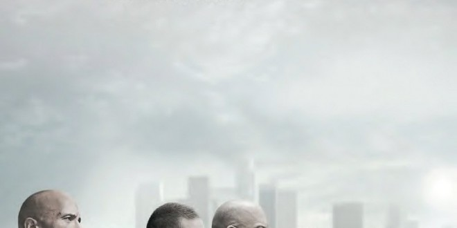 "Poster del film ""Fast & Furious 7"""