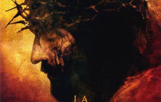 """Poster del film """"La passione di Cristo"""""""