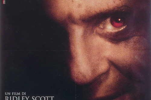 "Poster del film ""Hannibal"""