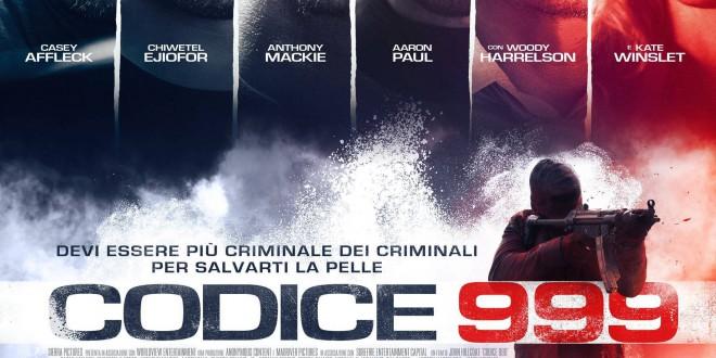 """Poster del film """"Codice 999"""""""