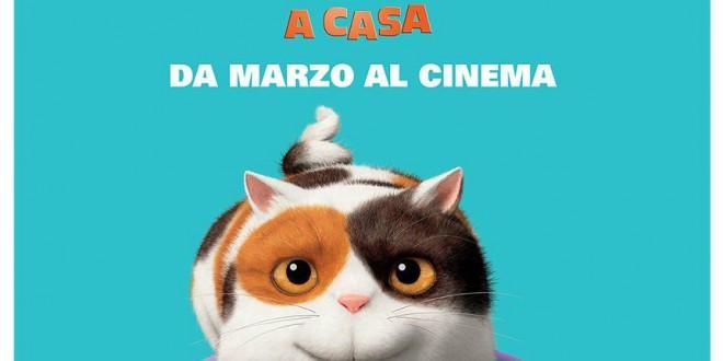 """Poster del film """"Home - A casa"""""""