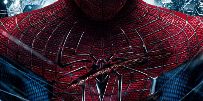 "Poster del film ""The Amazing Spider-Man"""