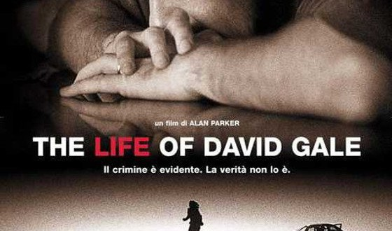 "Poster del film ""The Life of David Gale"""