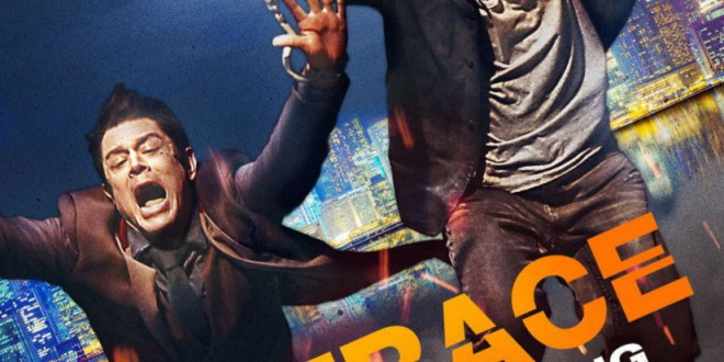 "Poster del film ""Skiptrace: Missione Hong Kong"""