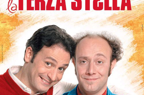 """Poster del film """"La Terza Stella"""""""