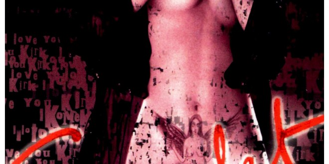 """Poster del film """"Scarlet Diva"""""""