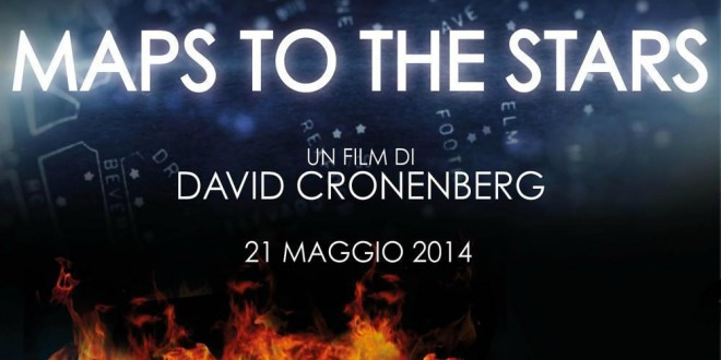 """Poster del film """"Maps to the Stars"""""""